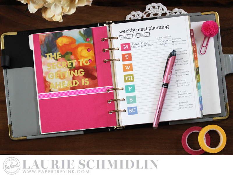 Planning for a New Year 5 by Laurie Schmidlin