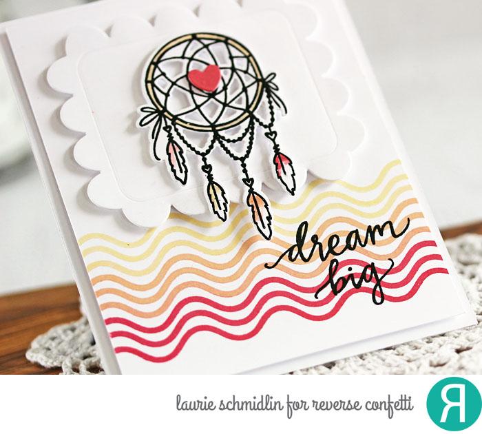 Dream Big (detail) by Laurie Schmidlin