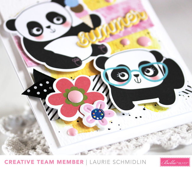 Love You Like Summer (detail) by Laurie Schmidlin