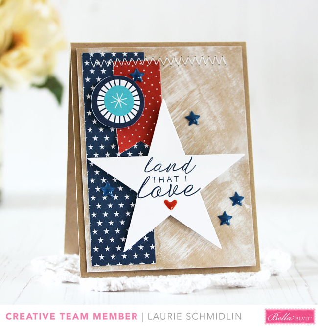 Land That I Love by Laurie Schmidlin