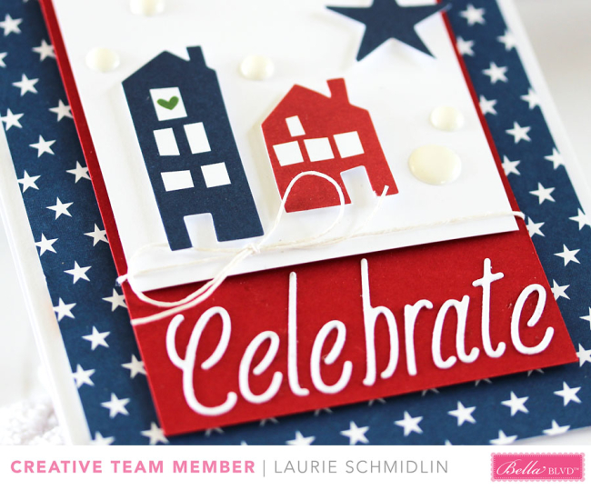 Celebrate (detail 2) by Laurie Schmidlin