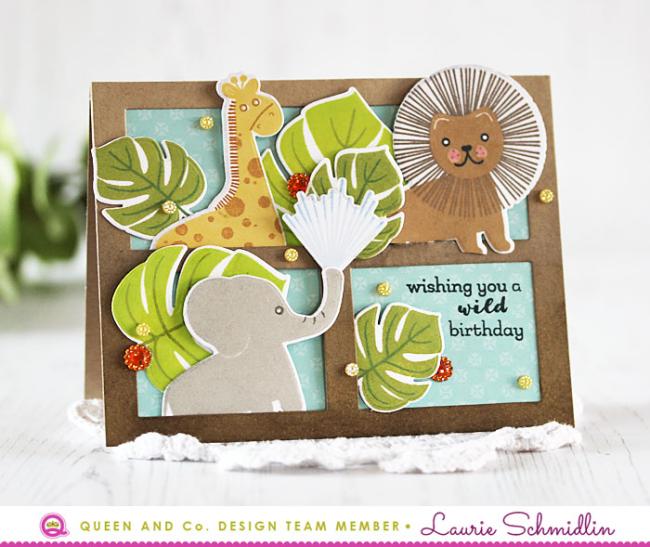Wild Birthday by Laurie Schmidlin
