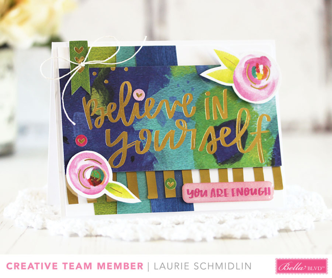 You Are Enough by Laurie Schmidlin