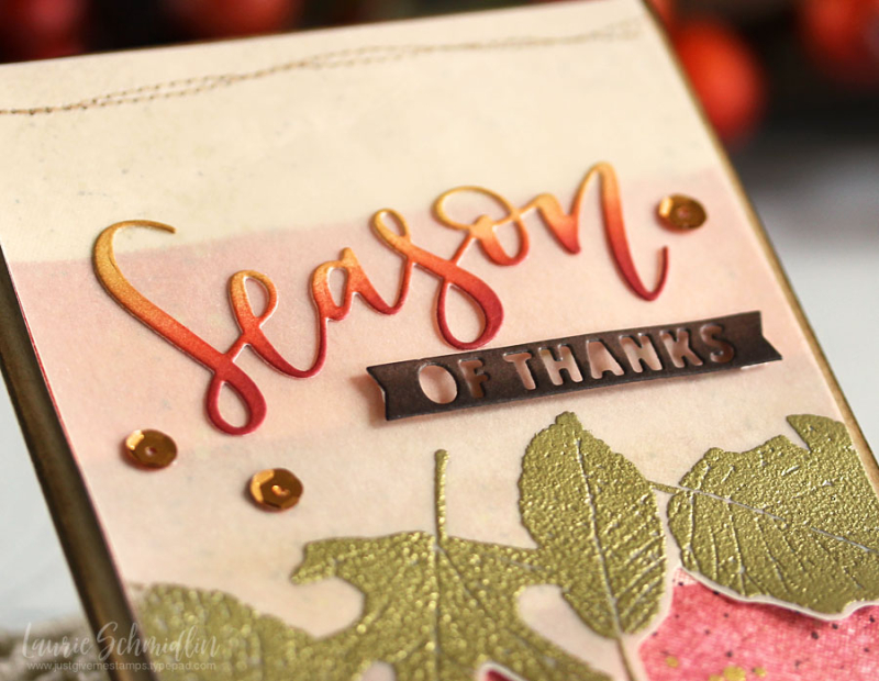 Season of Thanks (detail) by Laurie Schmidlin