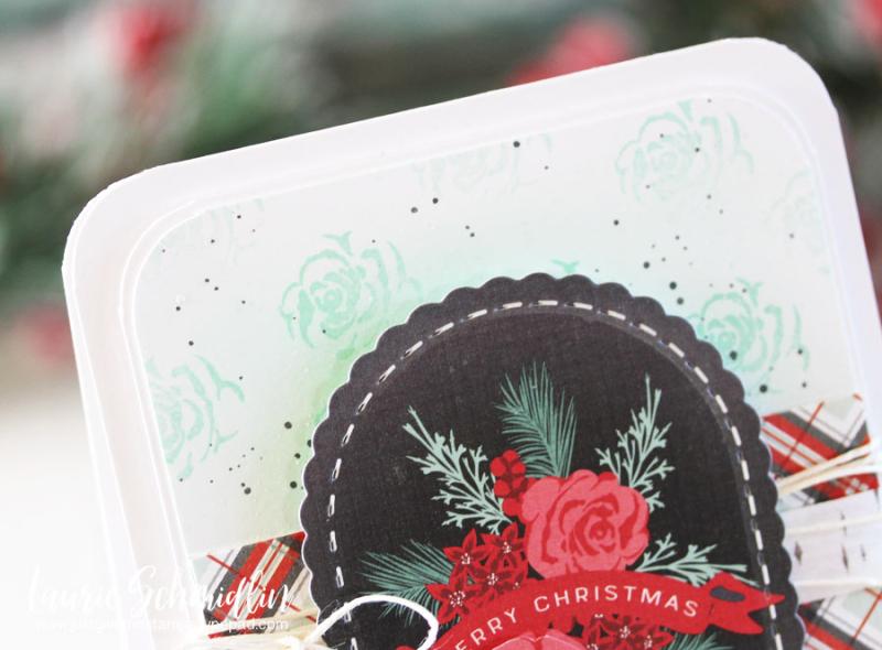 Wonderland Christmas (detail 1) by Laurie Schmidlin