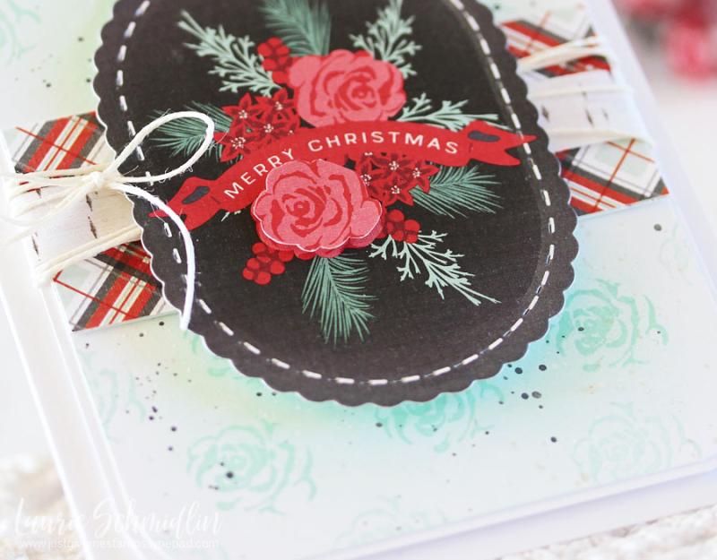 Wonderland Christmas (detail 2) by Laurie Schmidlin