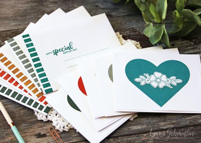 Envelope Envy Card Set by Laurie Schmidlin