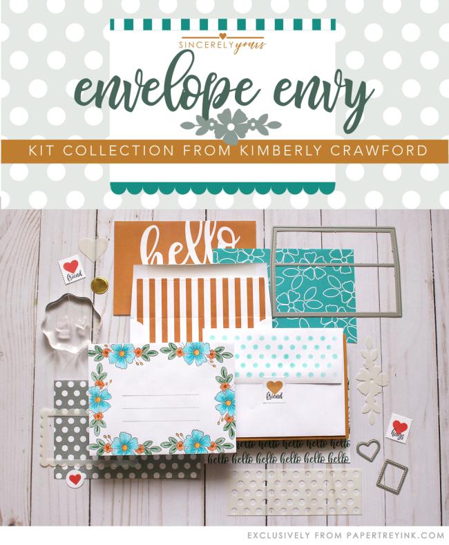 Envelope Envy Kit