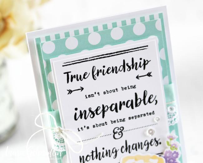 True Friendship (detail 1) - Laurie Schmidlin