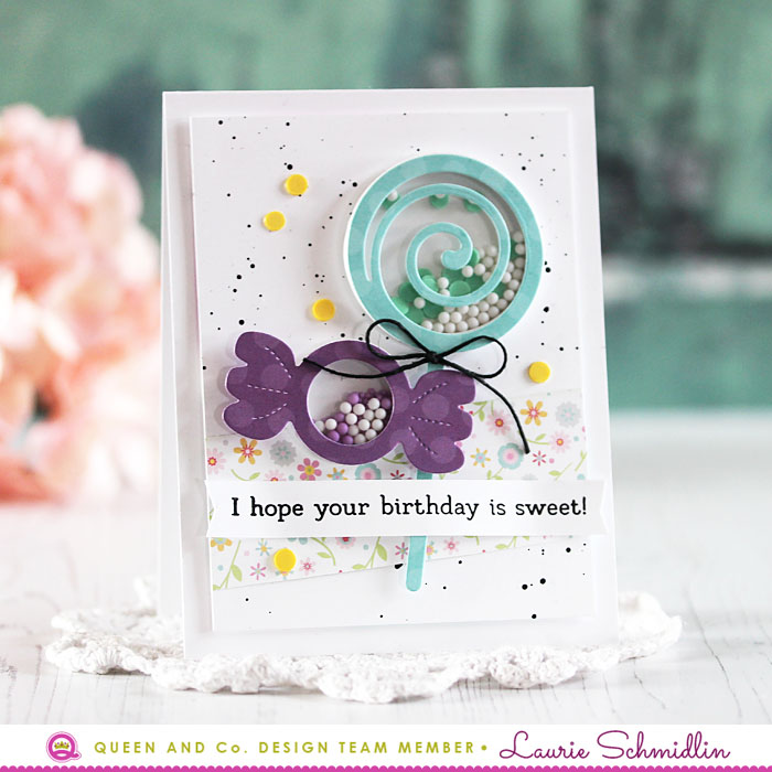 Sweet Birthday by Laurie Schmidlin