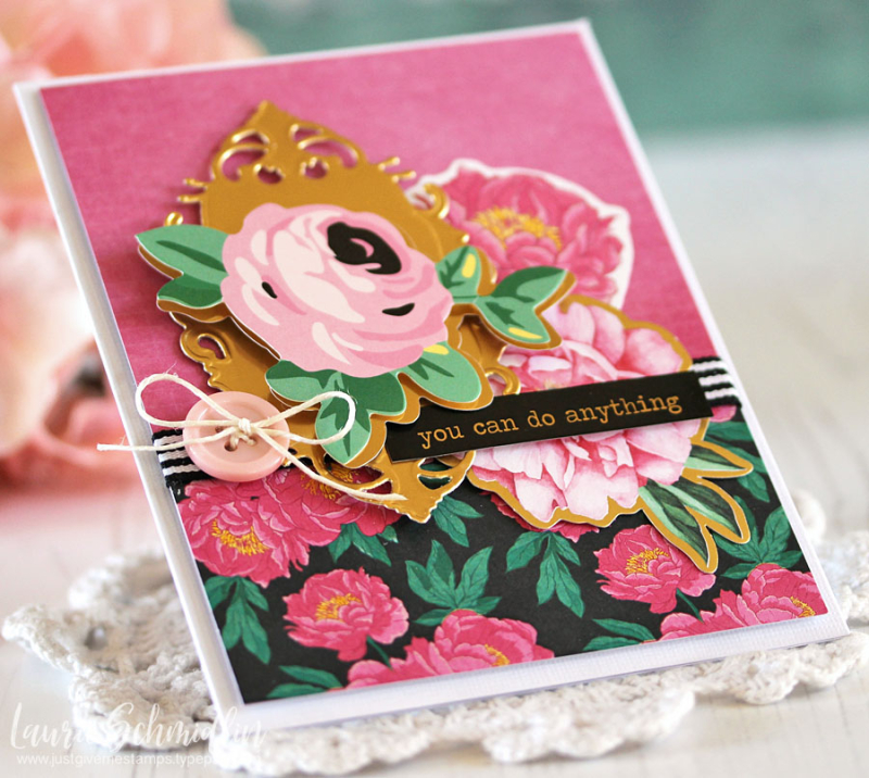 Spellbinders Card Kit 3 by Laurie Schmidlin