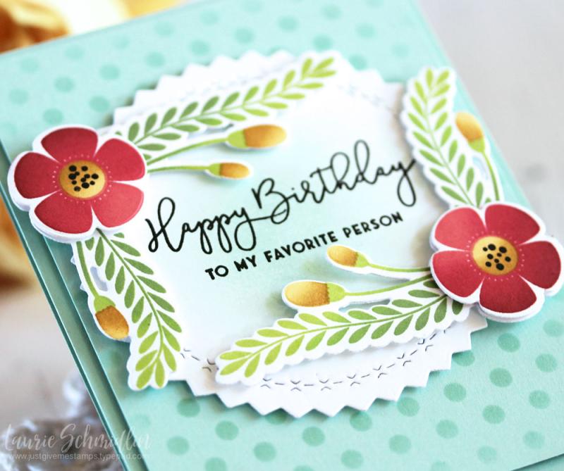Laurie Schmidlin - Happy Birthday (detail 2)