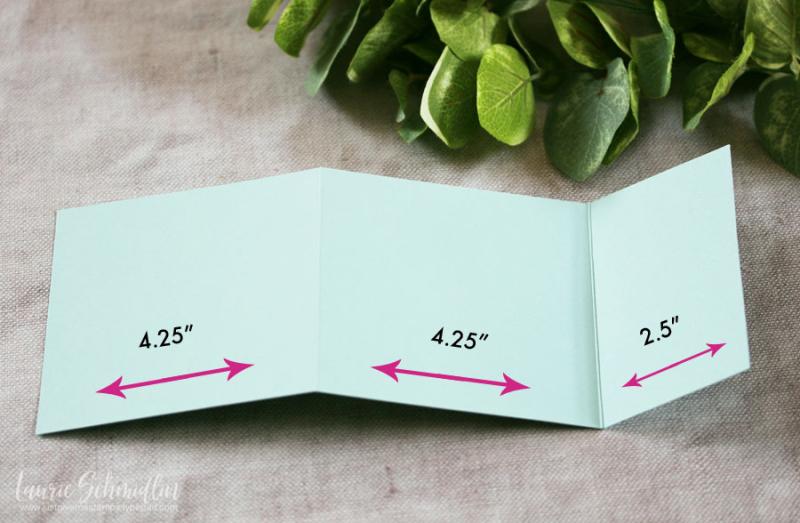Pocket Card Base by Laurie Schmidlin