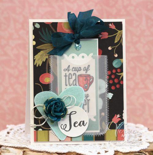 Tea by Laurie Schmidlin