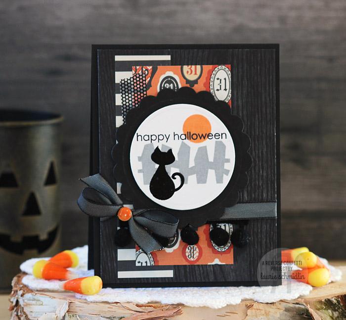 Happy Halloween by Laurie Schmidlin