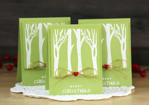 Simple Christmas Trio by Laurie Schmidlin