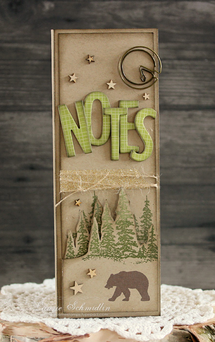 Northwoods Notebook by Laurie Schmidlin