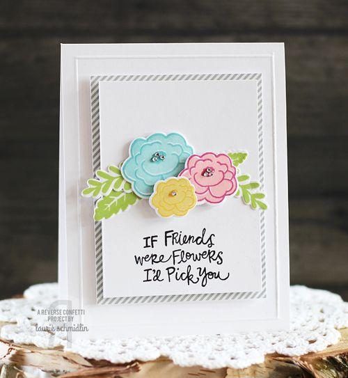 If Friends by Laurie Schmidlin