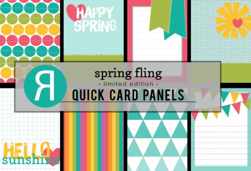 Spring Fling QCP