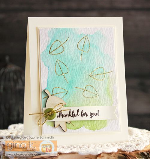 Thankful For You by Laurie Schmidlin