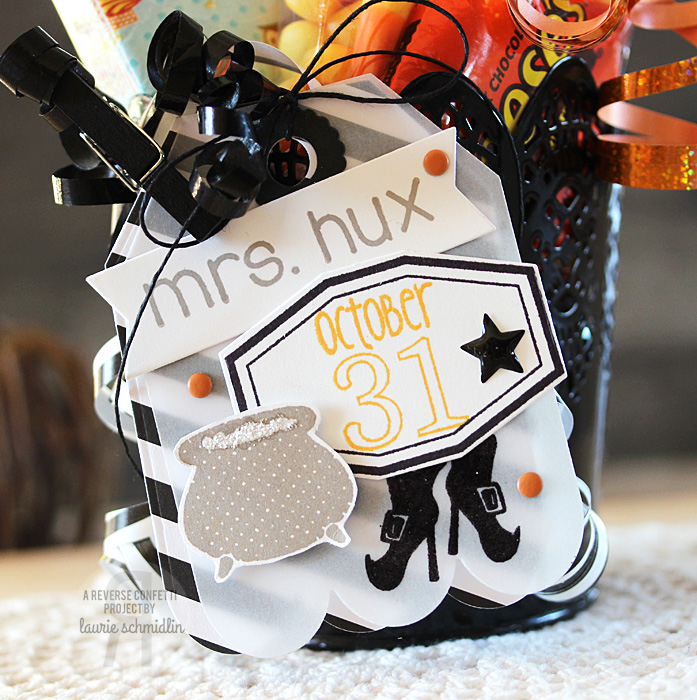 Boo Buckets2 by Laurie Schmidlin