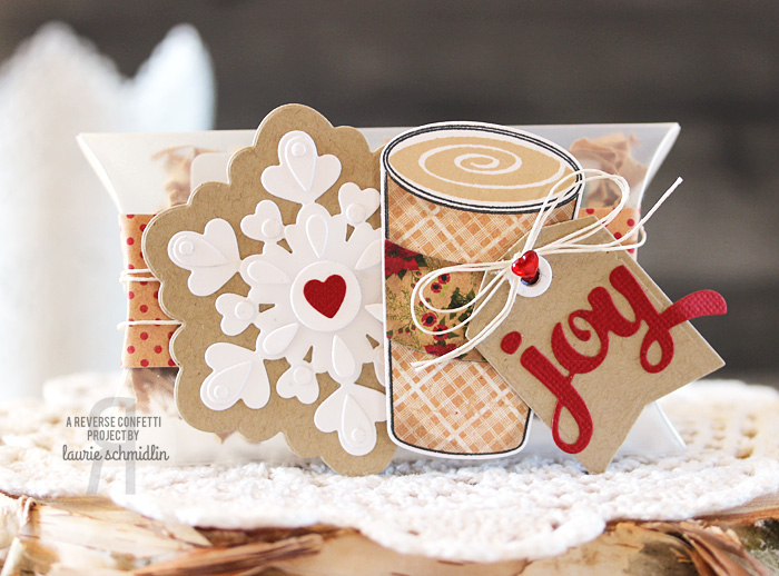 Joy Pillow Box1 by Laurie Schmidlin