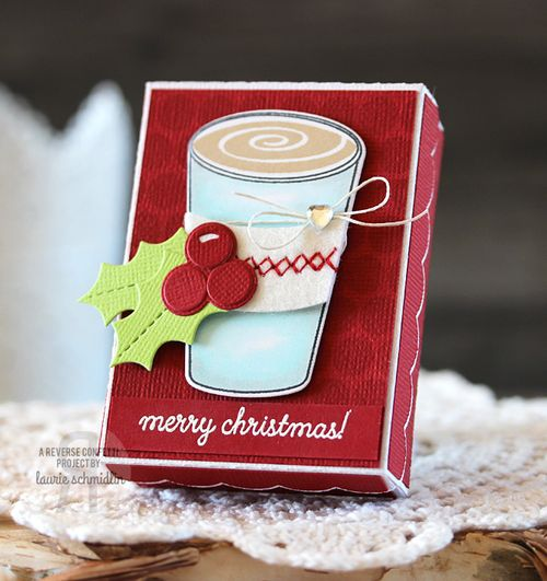 Coffee Gift Card Box by Laurie Schmidlin