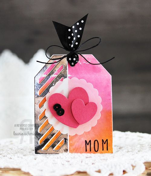 Mom Tag by Laurie Schmidlin