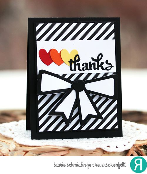 Thanks by Laurie Schmidlin
