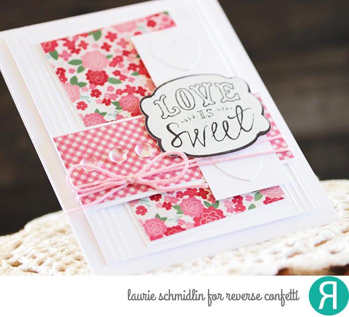 Love is Sweet (Detail) by Laurie Schmidlin