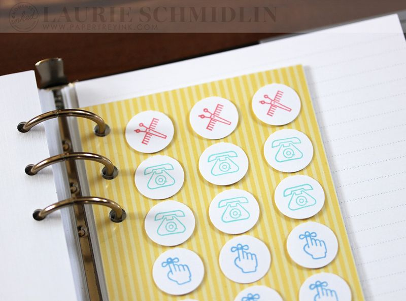 Planner Stickers by Laurie Schmidlin