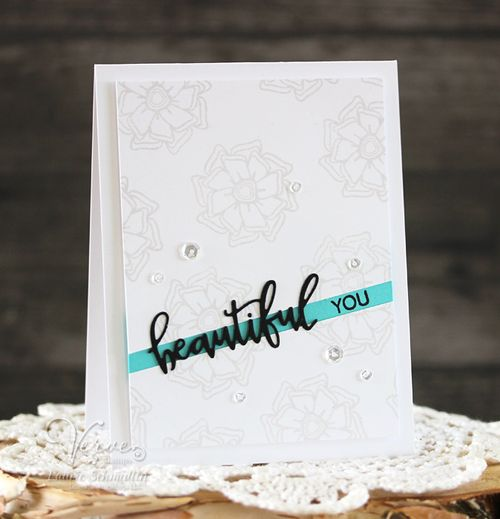Beautiful You Card Set 1 by Laurie Schmidlin
