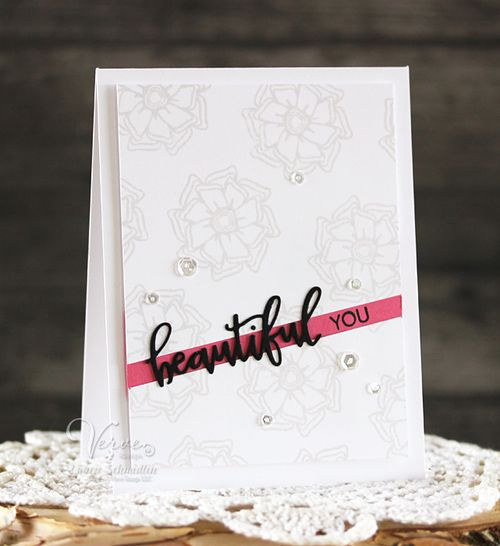 Beautiful You Card Set 4 by Laurie Schmidlin