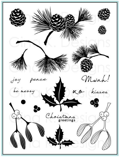 Claire - Festive Foliage