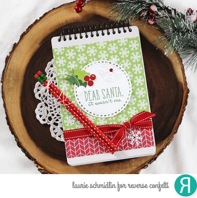 Dear Santa Giftie 1 by Laurie Schmidlin
