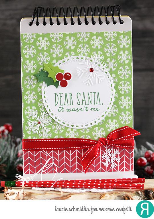Dear Santa Giftie 2 by Laurie Schmidlin