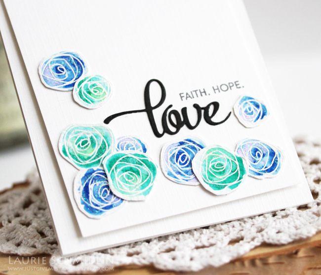 Love (detail) by Laurie Schmidlin
