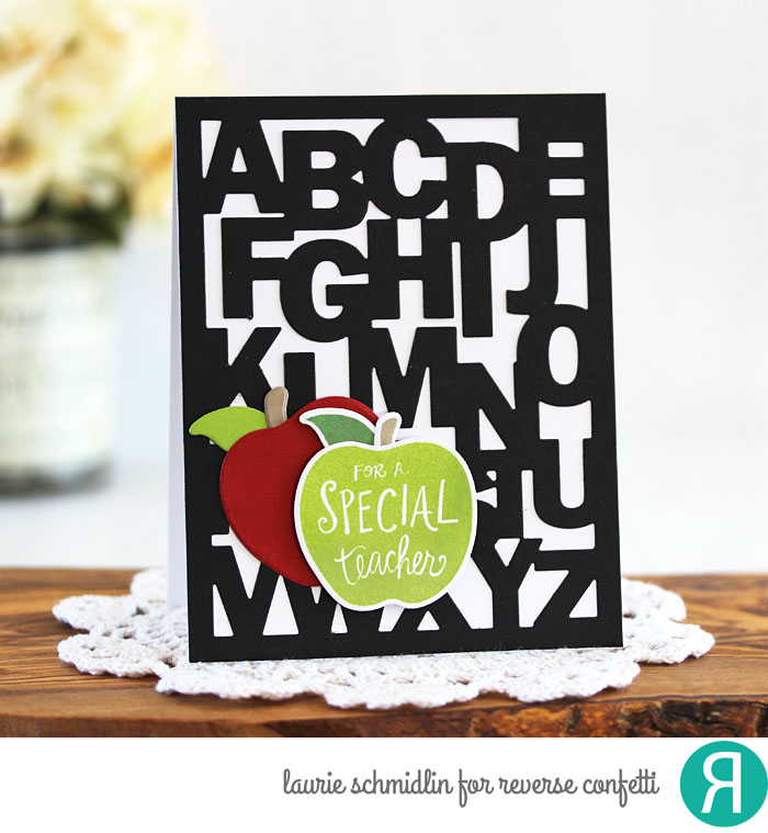 Special Teacher by Laurie Schmidlin