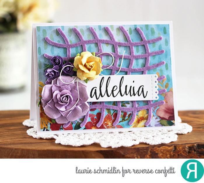 Alleluia by Laurie Schmidlin