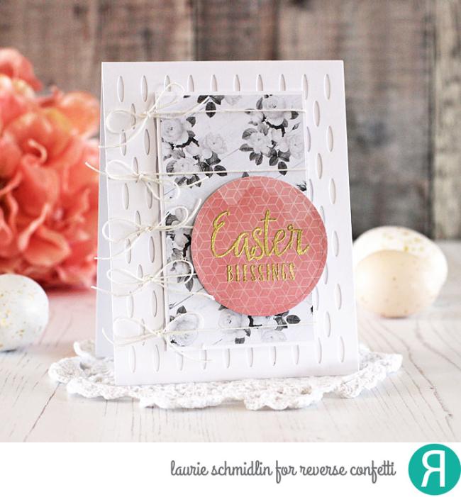 Easter Blessings by Laurie Schmidlin
