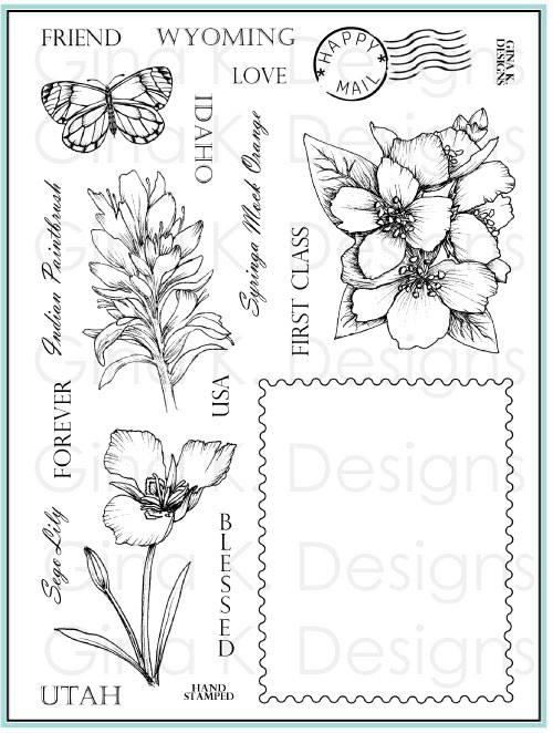 Stately Flowers 11 - Melanie