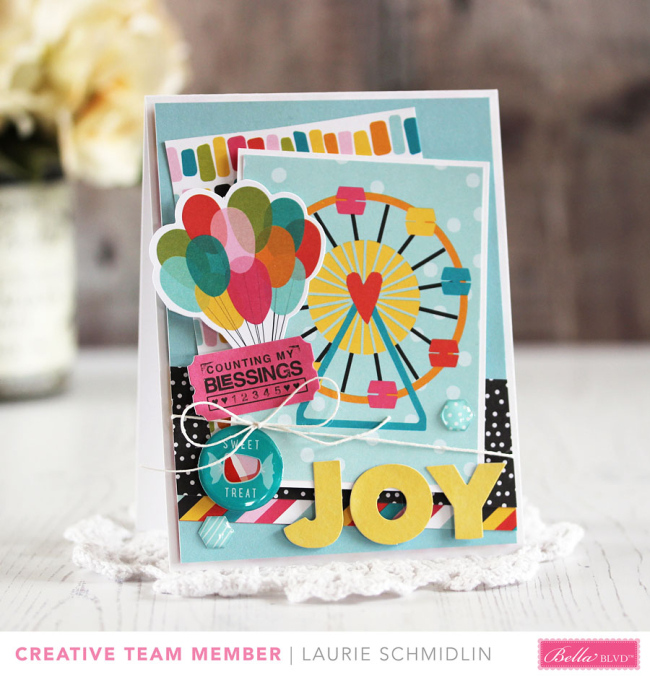 Joy by Laurie Schmidlin