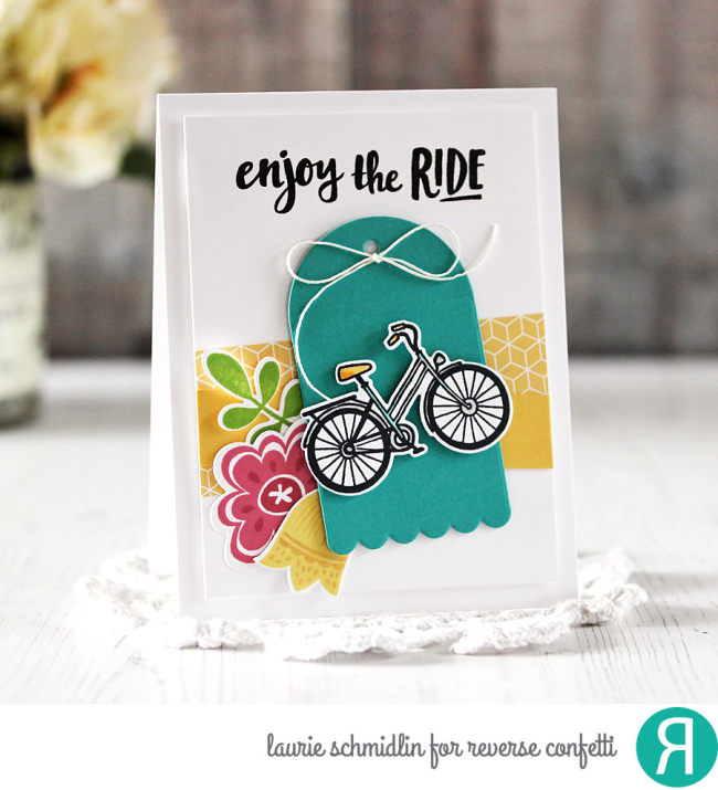 Enjoy the Ride by Laurie Schmidlin