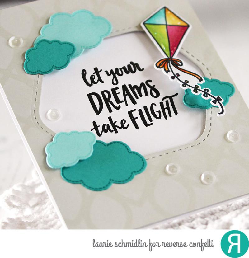 Take Flight (detail) by Laurie Schmidlin