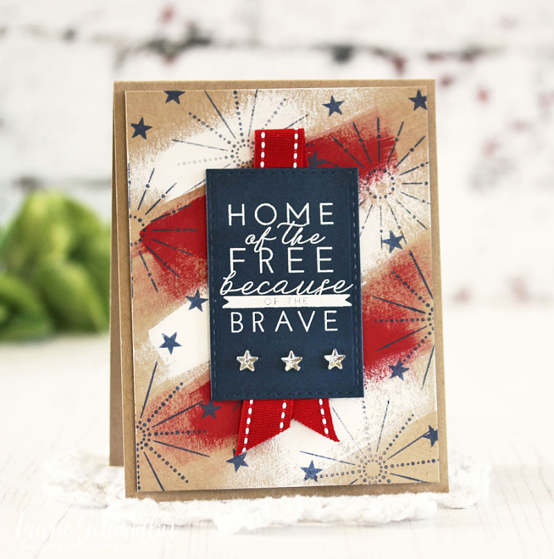 Home of the Free by Laurie Schmidlin