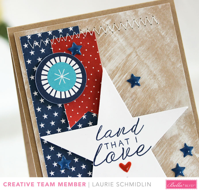 Land That I Love (detail) by Laurie Schmidlin