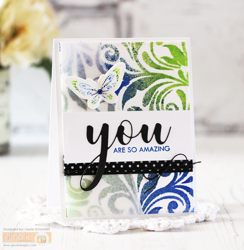 You Are So Amazing by Laurie Schmidlin