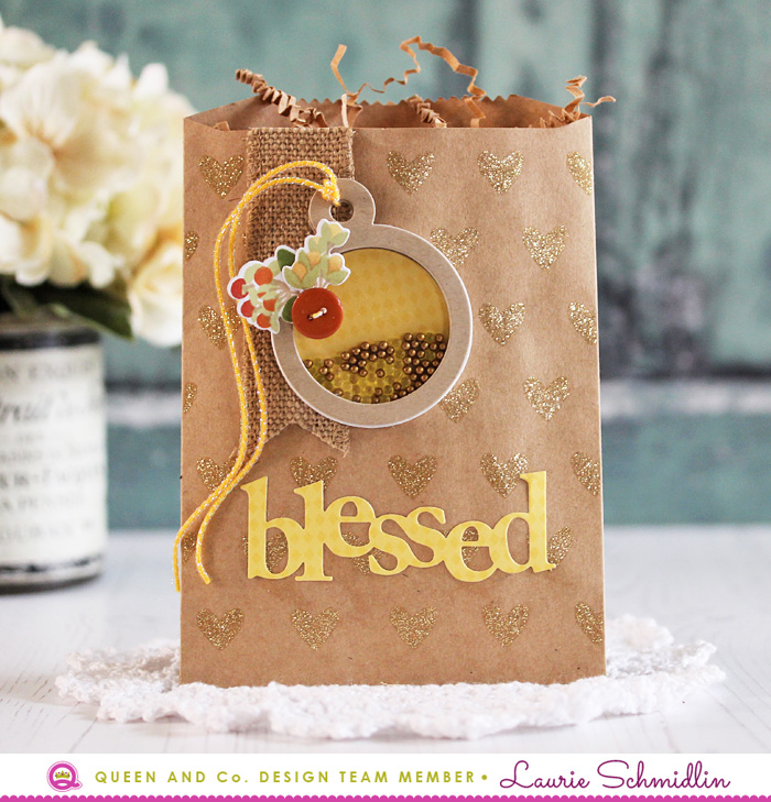 Blessed Gift Bag by Laurie Schmidlin