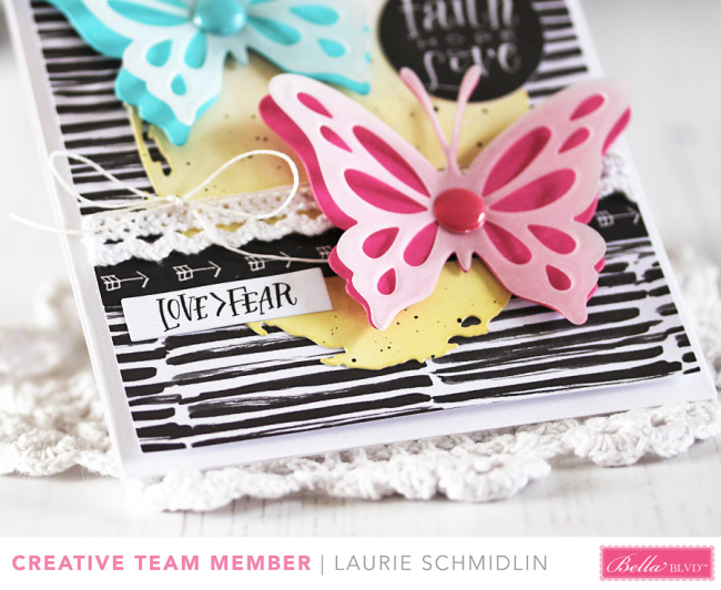 Faith Hop Love (detail) by Laurie Schmidlin