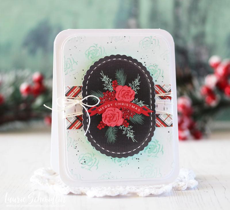 Wonderland Christmas by Laurie Schmidlin